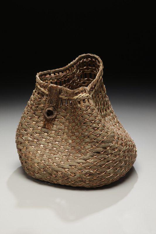 Hand Woven Baskets by Matt Tommey   Modern Rustic Decor - Art Baskets