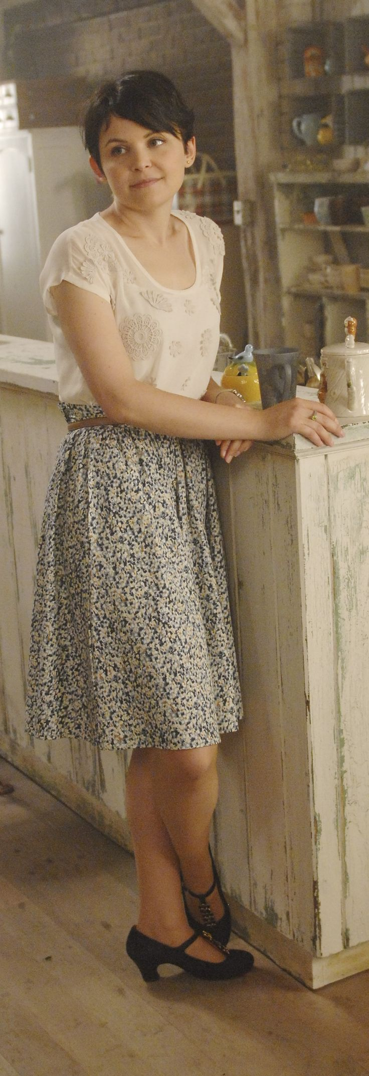 Snow White - Mary Margaret Blanchard (season 1)