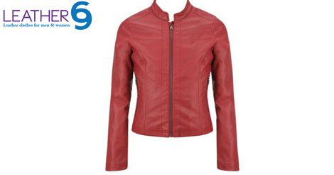 This piece of leather apparel will really enthrall your child and will love to wear in on various occasions.http://bit.ly/1wZKVuU #fashion #style #jacket #leather