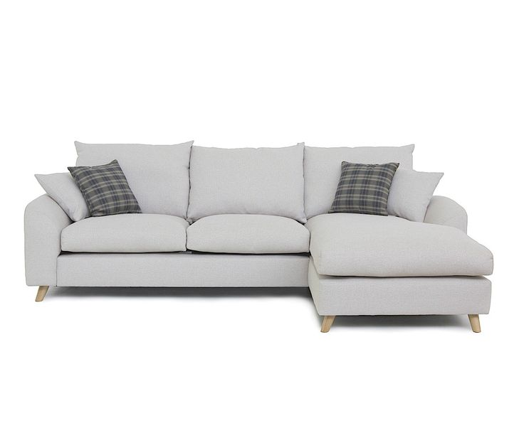Elsa 3 Seater Sofa With Chaise