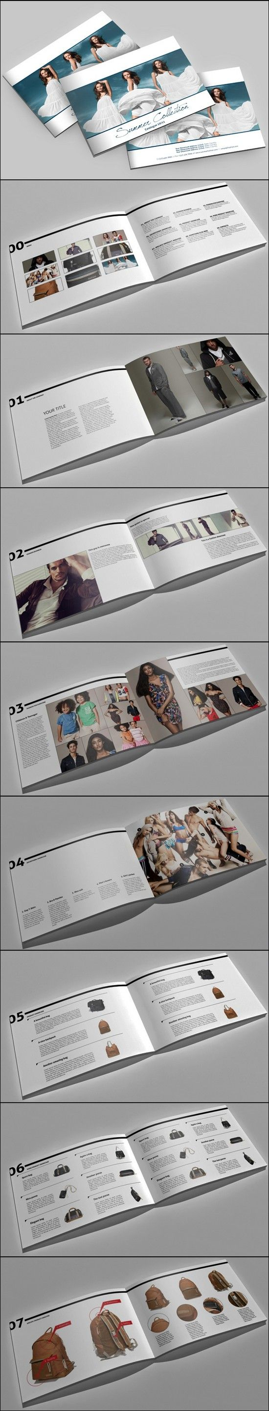 Portfolio / Catalogue