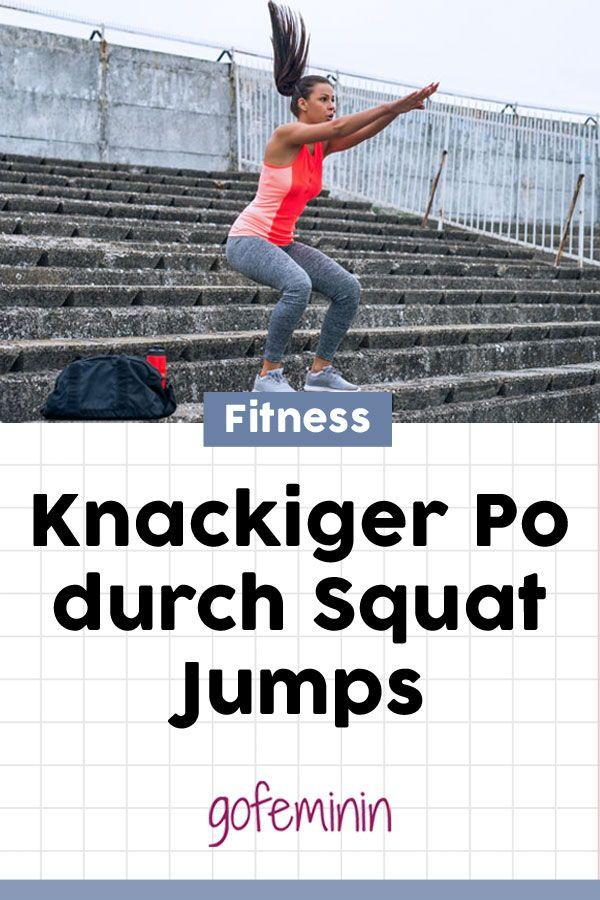 Squat Jumps: Detlef D! Soost zeigt euch die beste Übung für einen knackigen Po #squatjumps #fitness #workout #poworkout #strafferpo #straffebeine #anticellulite