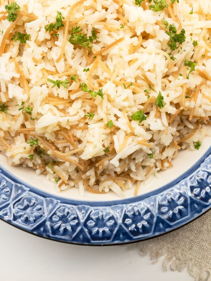 The 25 best arab rice ideas on pinterest arabic chicken recipes authentic arabic rice recipe nomad forumfinder Images