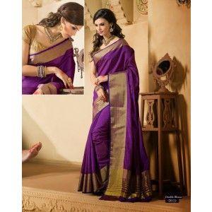Designer Silk Saree - RF2615