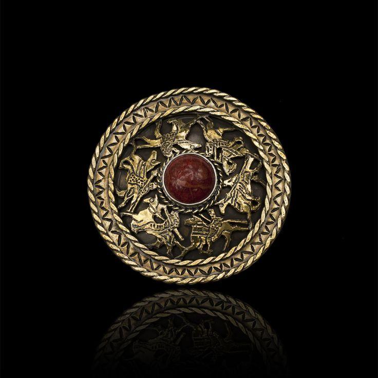 odinsight:    Viking brooch 2 by ~Peixeart on deviantART @peixeart.deviantart.com