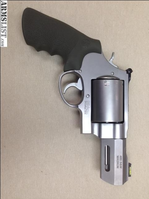 smith and wesson 460 xvr