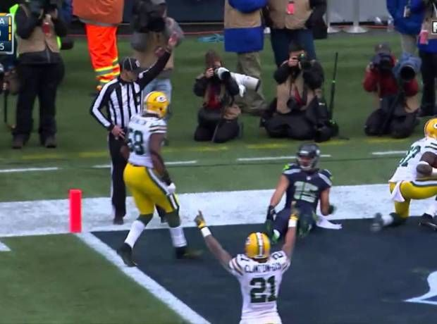 Packers vs. Seahawks NFC Championship Game highlights – NFL News Videos