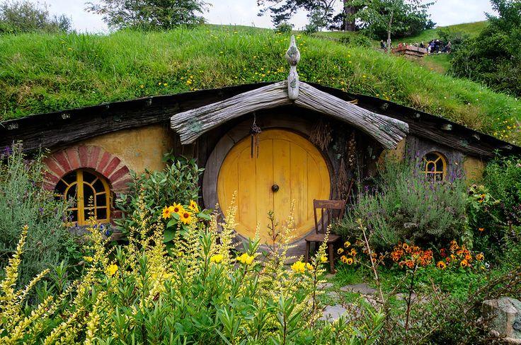 Hobbiton Photo - Visual Hunt