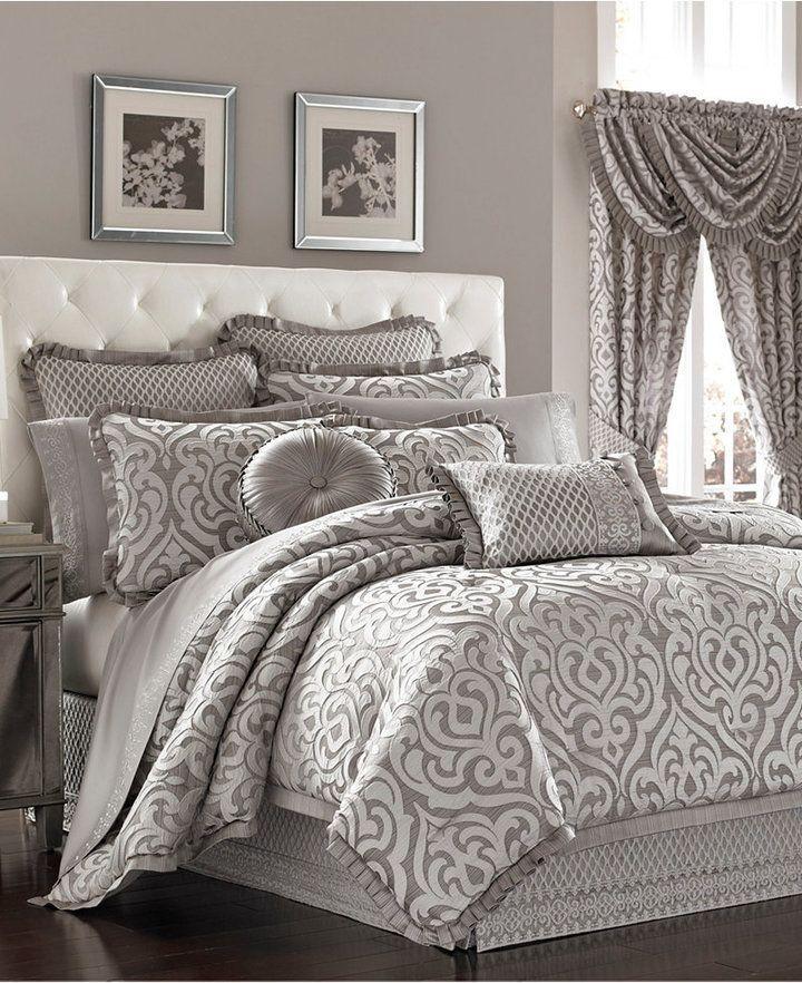 J Queen New York Babylon California King Comforter Set Bedding