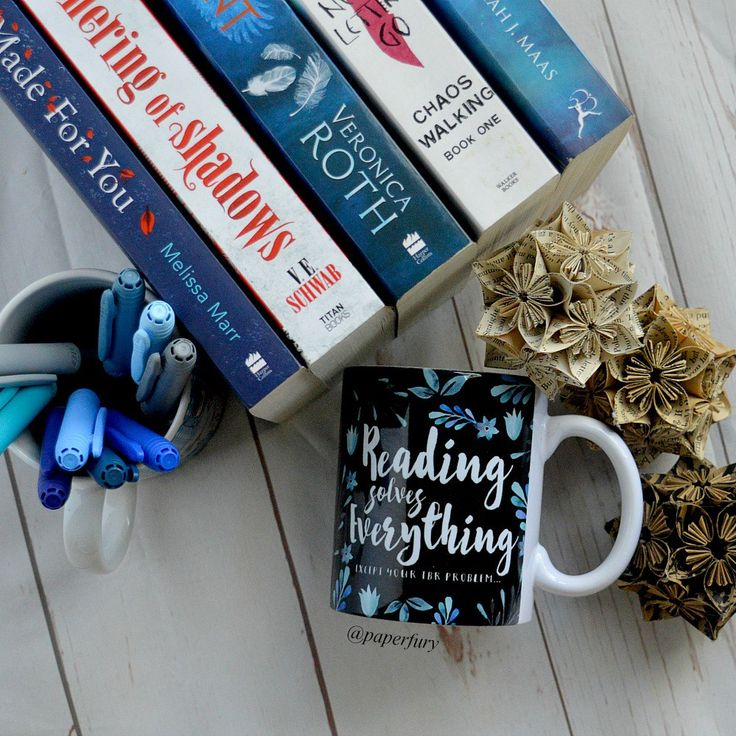 society6 mug - reading solves (2)