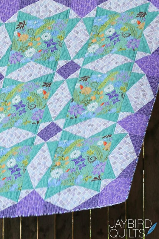 Free Quilt Patterns For Large Prints : 88 best images about Large scale print quilts on Pinterest Quilted table runner patterns ...