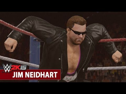 WWE 2K15 Community Showcase: Jim Neidhart (Xbox One)