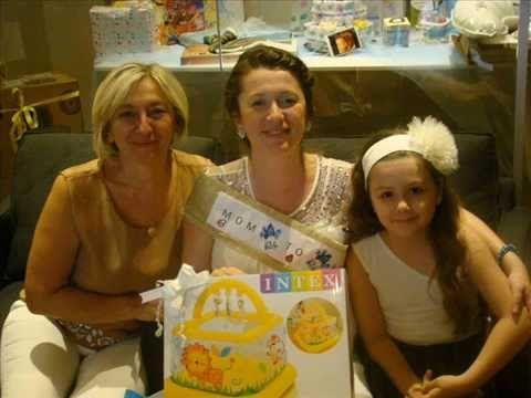 HANİEL DAVET VE ORGANİZASYON-İmren's Baby shower organizasyon