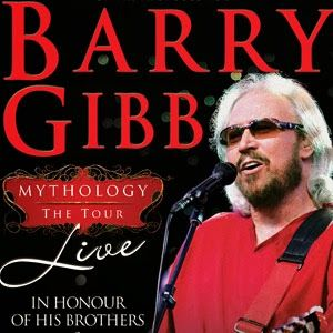 Barry Gibb to Bring His Mythology: The Tour Live to Six American Cities