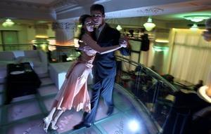 El histórico Palacio Barolo le abrió sus puertas al tango - 16.07.2012 - lanacion.com