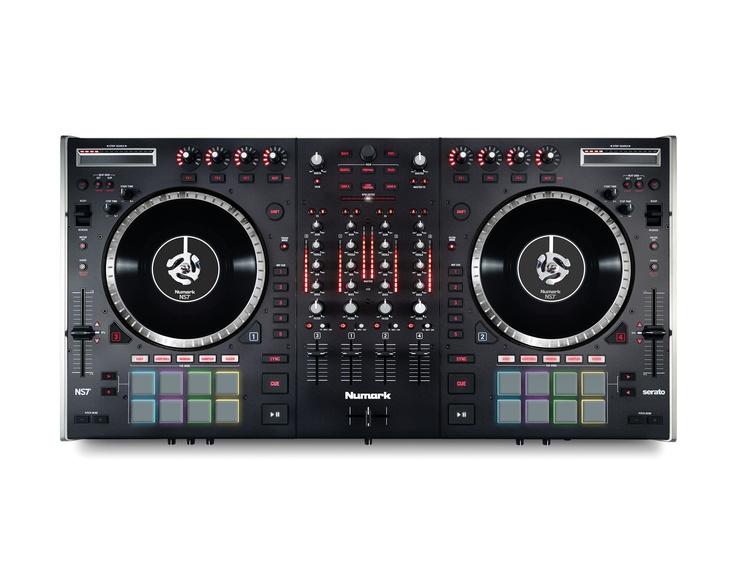 Numark NS7 2 Professional DJ Controller (EXPECTED JUNE/JULY 2013) - DJ Mix Club