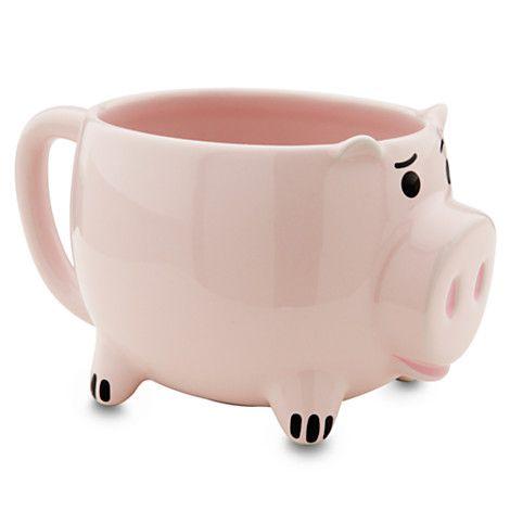 "HAMM coffee mug (from Disney-Pixar's ""Toy Story"")"