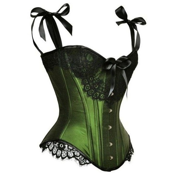 Corset Love ❤ liked on Polyvore