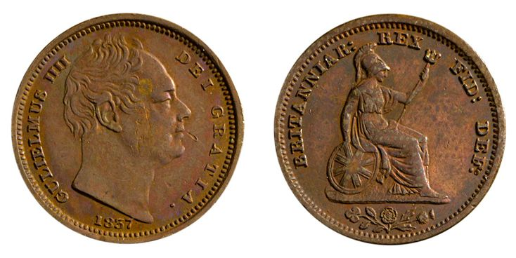 Fractional Farthings - Old British Coin Denominations | The Royal Mint Museum