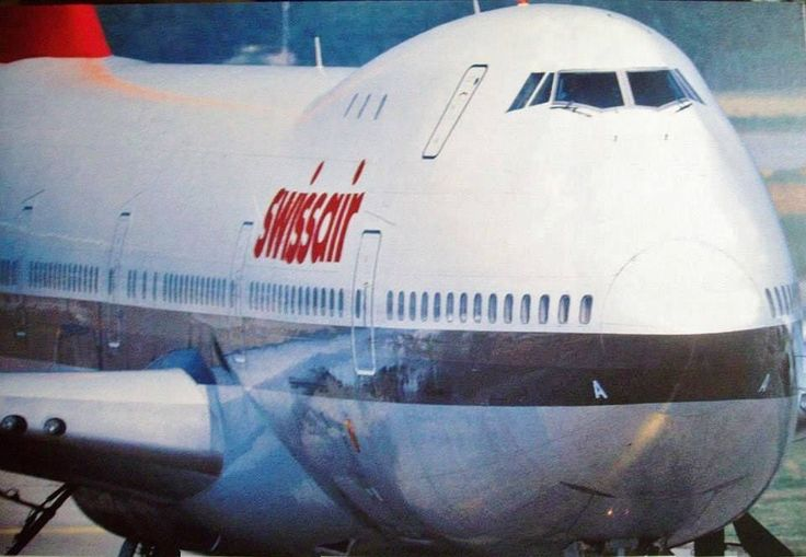 Boeing 747, Swissair Excellence