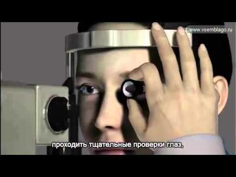 Первичная закрытоугольная глаукома (закрытая глаукома). Симптомы. Болезн...