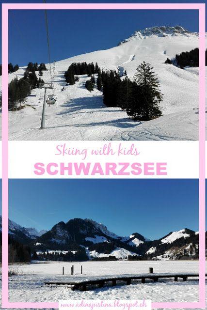 Skiing with kids - Lyžování s dětmi: Schwarzsee