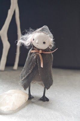 doll with duck feet