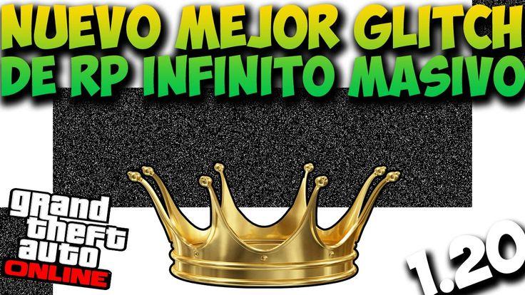 NUEVO MEJOR GLITCH DE RP INFINITO GTA 5 ONLINE 1.20 - RP INFINITO