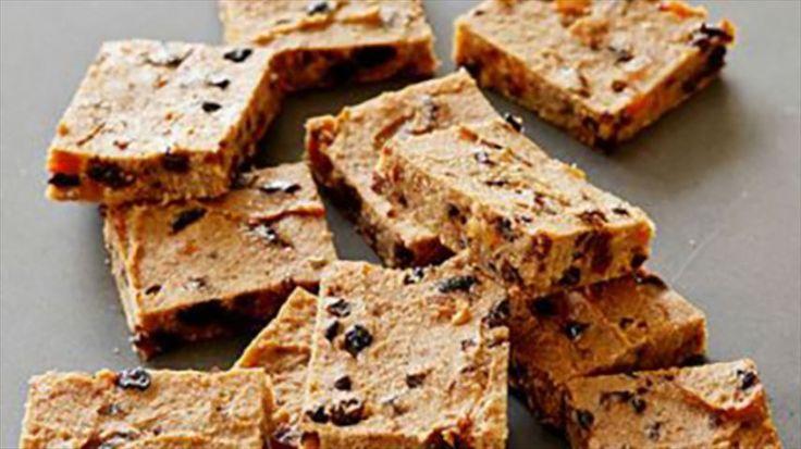 Protein Bars Recipe : Alton Brown : Food Network