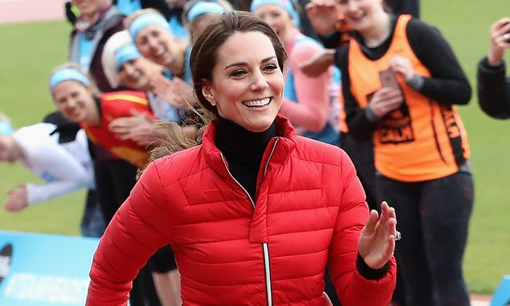 Kate Middleton to attend London Marathon for first time