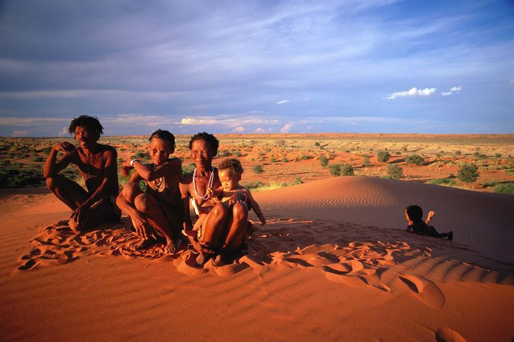 an analysis of the people of the kalahari desert Is covered by the kalahari desert sands, and is not suitable for  in 2007, the  population of botswana was estimated to 18 million people 4.