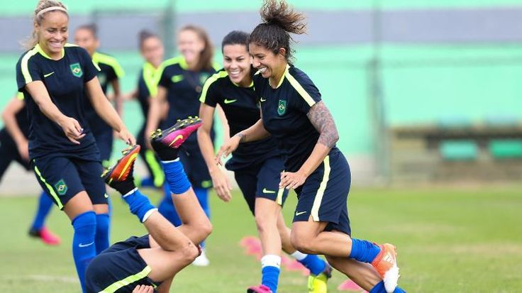 Rio-2016 abre disputas com mulheres e discurso duro por igualdade de gênero - 03/08/2016 - UOL Olimpíadas