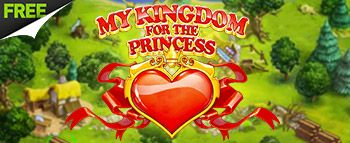 My Kingdom For The Princess #TimeManagementGame -  Free Web Game #WildTangent