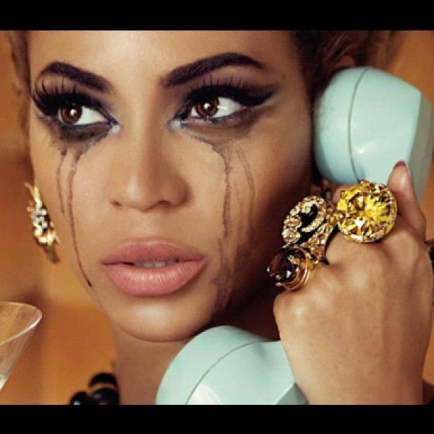 Beyonce #makeup