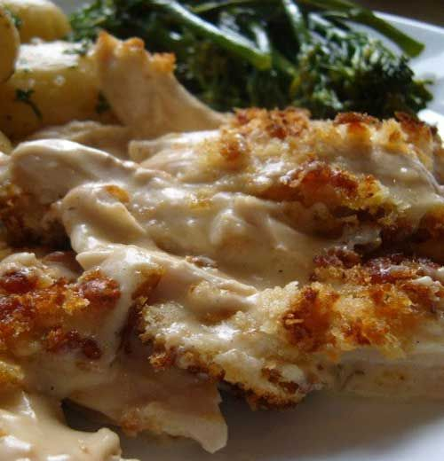 Recipe for Chicken Cordon Bleu Casserole - This dish has all the flavor and taste of Chicken Cordon Bleu, but in a casserole. As you all can tell, I love One dish and make ahead wonders!