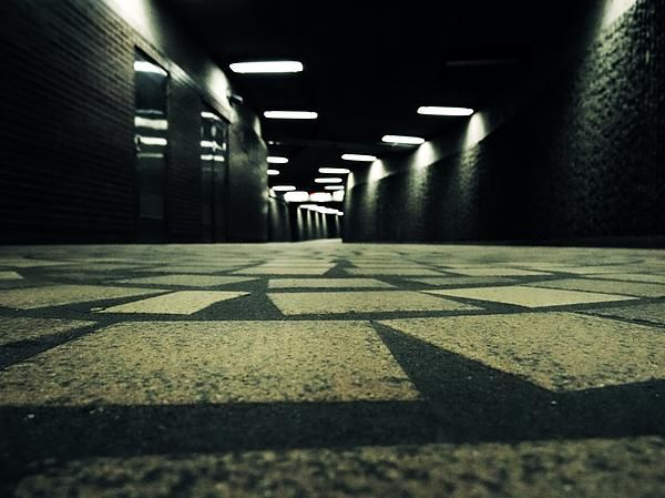 Pattern by Cattura - Photo taken at the metro station, in Montreal, Canada.