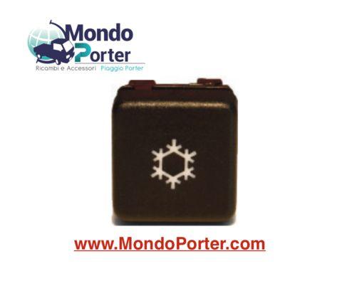 Interruttore Pulsante Aria Condizionata Piaggio Porter B007885