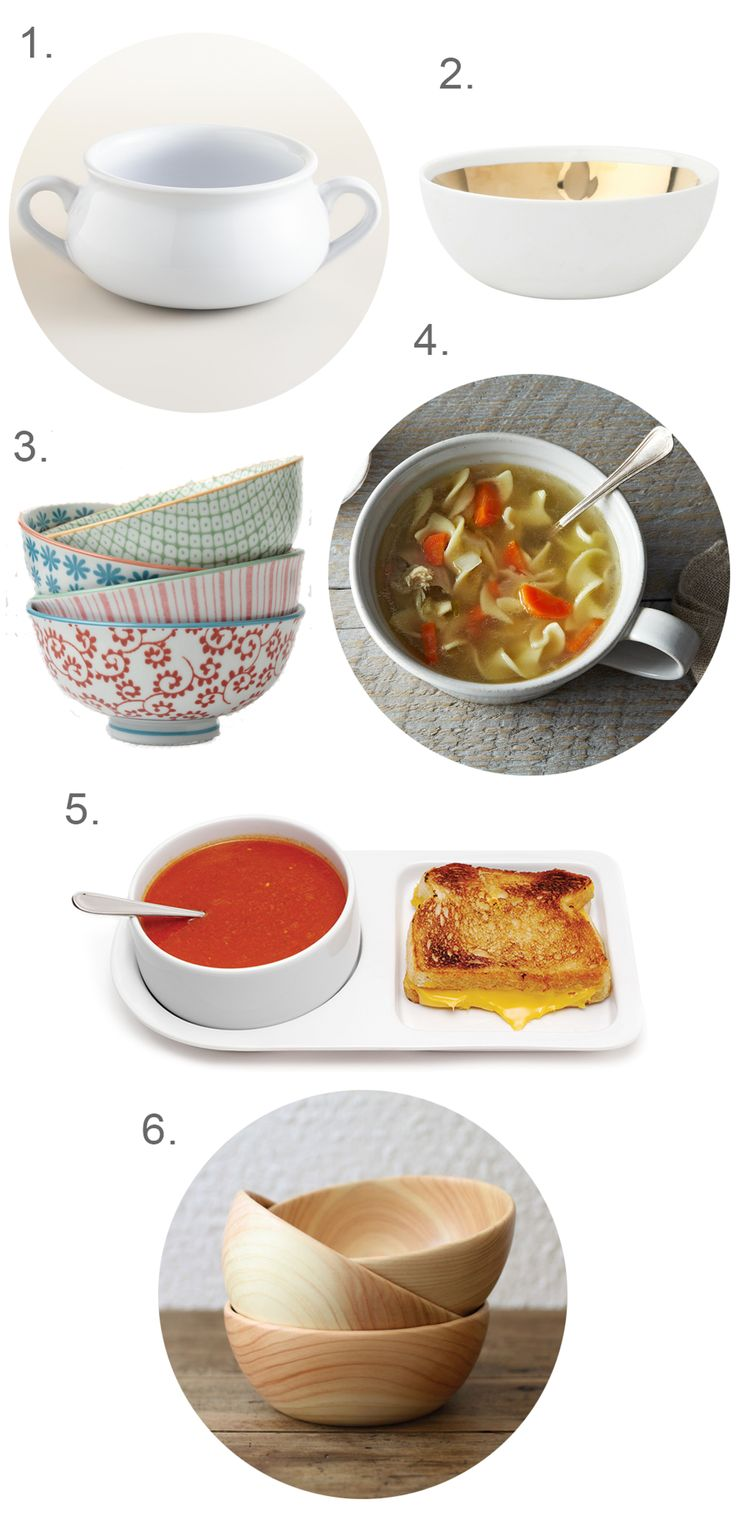 What's Making Us Happy This Week: Beautiful Soup Bowls — Editor Picks: January…