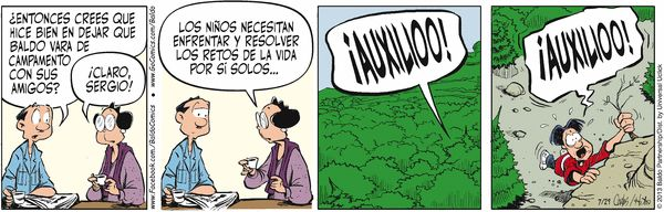 Baldo en Español on Gocomics.com