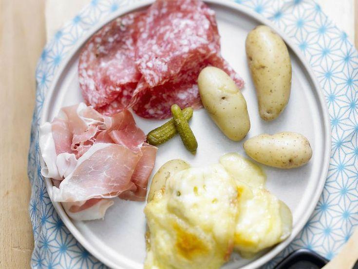 Raclette suisse - Recettes