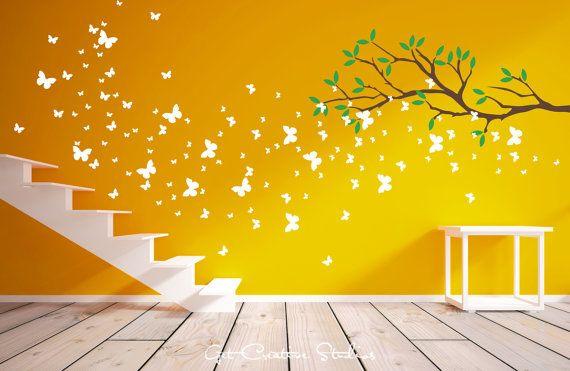 13 best Tree Decals images on Pinterest | Tree decals, Baby rooms ...