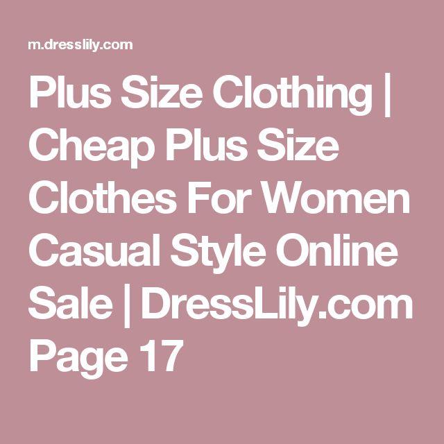 Plus Size Clothing   Cheap Plus Size Clothes For Women Casual Style Online Sale   DressLily.com Page 17