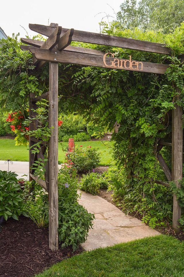 Popular Garden Entryway Tips And Ideas Rustic Cottage Garden Ideas Easy Wooden Pergola Ideas And Tips Garden Entryway Ideas Rustic Garden Signs Vines For Garden Entrance Cottage Garden Rustic Gardens