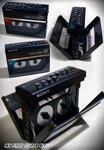 Sony Walkman W800 (1985)