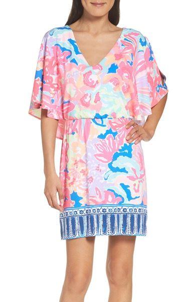 Main Image - Lilly Pulitzer® Gabrielle Blouson Dress