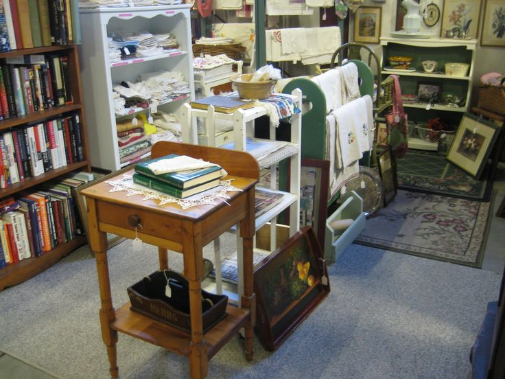 Antique Booth Designs | ... Kitsch U0027n Stuff: Antique Booth Ideas: