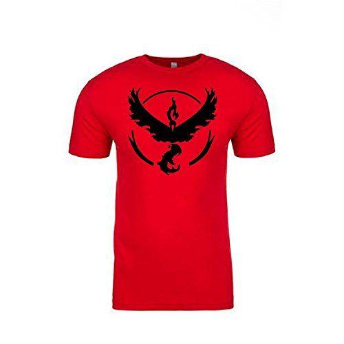 Pokemon Go Shirt Team Valor Emblem Logo Pokémon GO Shirt Gym Unisex (Medium) | #Apparel #external #Shirts #Men #Clothing #Shoes