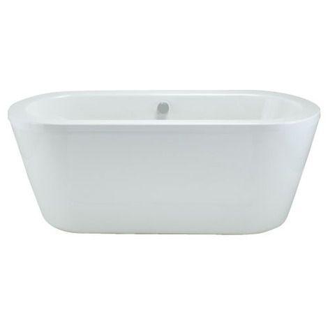 Trend freestanding 1500mm bath with surround panel Bathstore.com £294