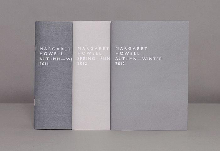margaret howell branding + identity | studio small. (via @Amanda Snelson Snelson Snelson Jane Jones)