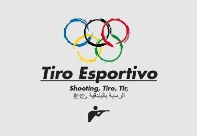 A prática de Tiro Esportivo começou com competições na Europa no século XVI. No geral, as competições entre os clubes ocorriam no primeiro dia do ano, em ocasiões especiais e em feriados religiosos. A disciplina fez parte dos primeiros Jogos Olímpicos da Era Moderna.